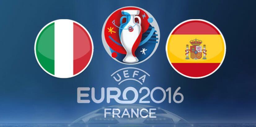İtalya İspanya Euro 2016 maçı saat kaçta hangi kanalda yayınlanacak?
