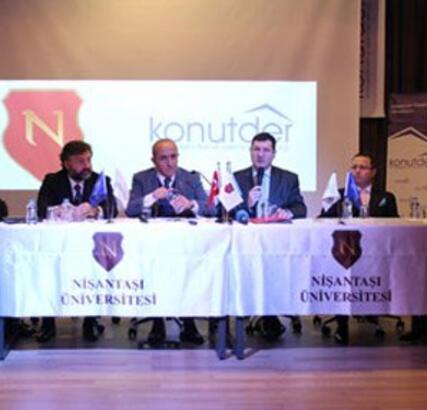 Konutder ve Nişantaşı Üniversitesi protokol imzaladı