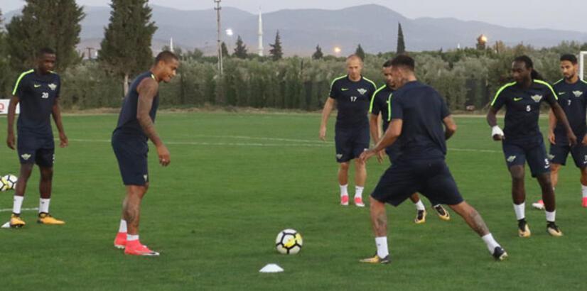 Akhisarspor, Konyaspor maçına hazır