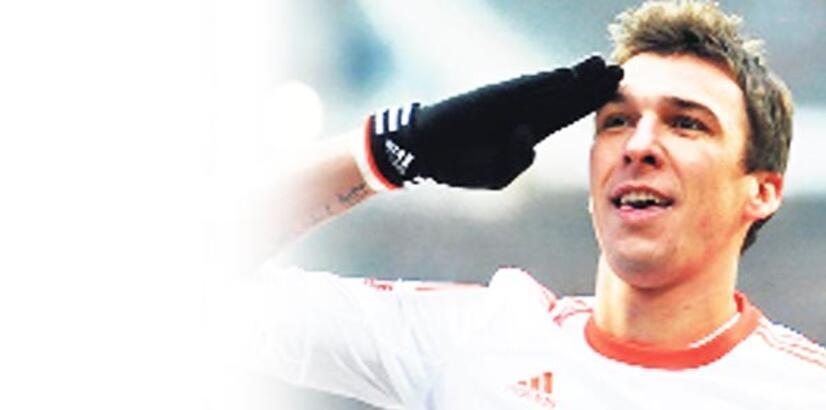Bayern'de ortalığı karıştıran sevinç