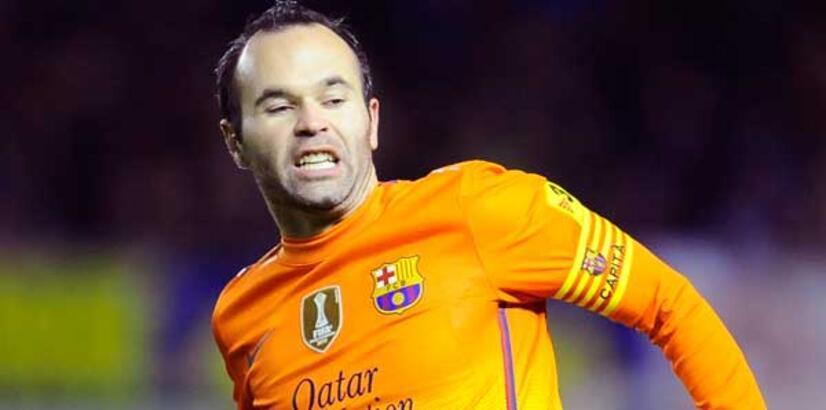 """Iniesta: """"Ballon d'Or hayallerimi süslemiyor"""""""