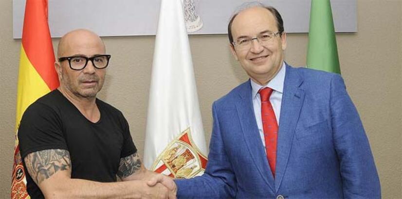 Sevilla yeni hocasını açıkladı!