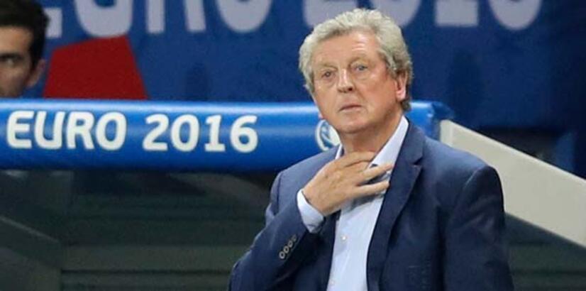 Roy Hodgson istifa etti!