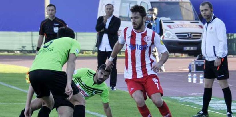 Antalyaspor-Denizlispor: 2-1