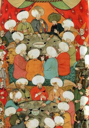 16. asır Osmanlı dönem yemekleri ile zamanda lezzet yolculuğu