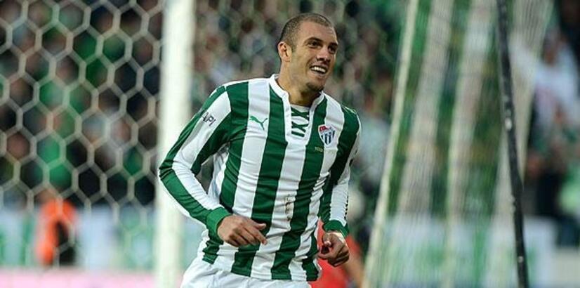 Bursaspor seriyi 12 maça çıkardı