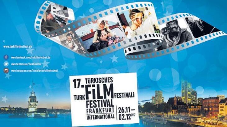 Frankfurt'ta Türk filmleri festivali