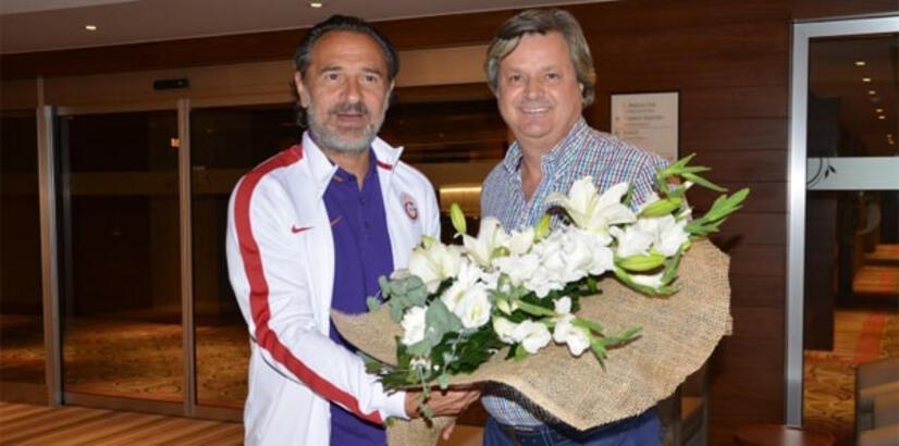 Prandelli'ye Bursa'da sürpriz!