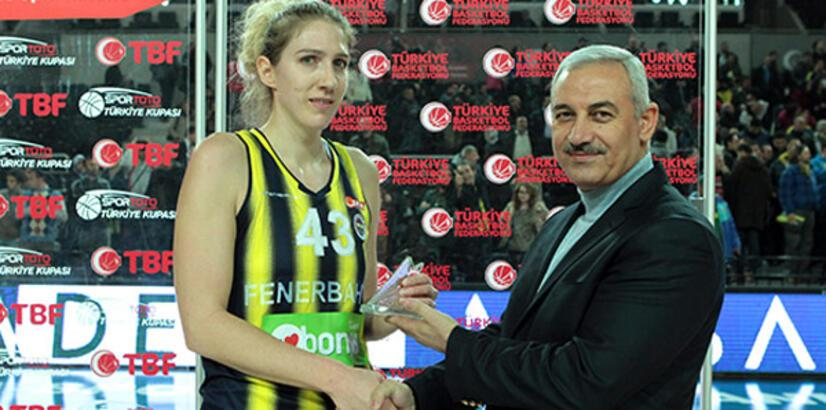 İstanbul Üniversitesi, Fenerbahçe'den Nevin Nevlin'i transfer etti