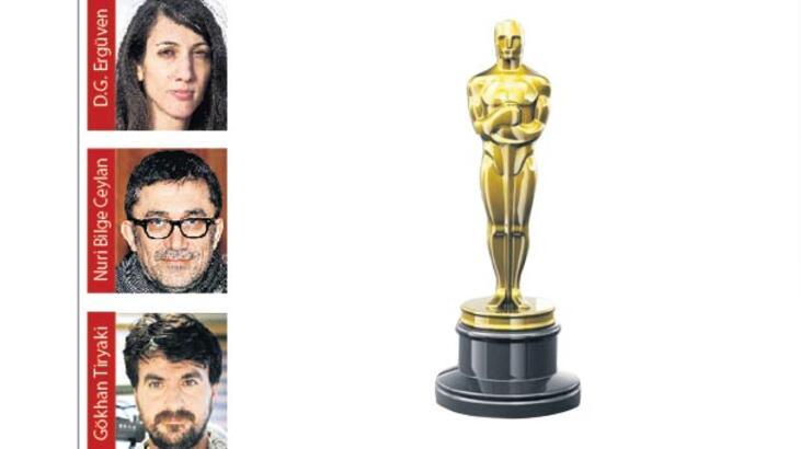 Oscar'a üç Türk üye