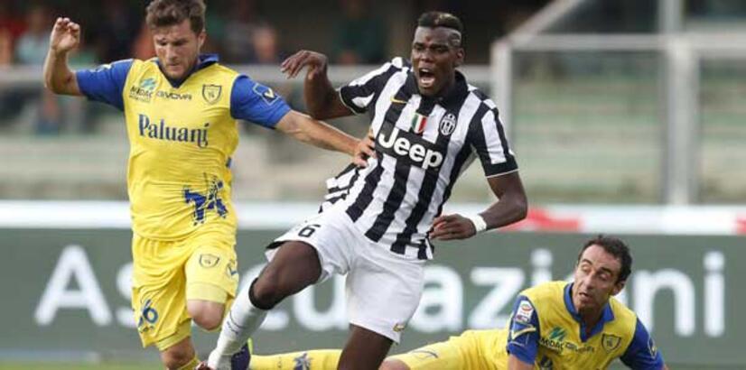 Son şampiyon Juventus 3 puanla başladı