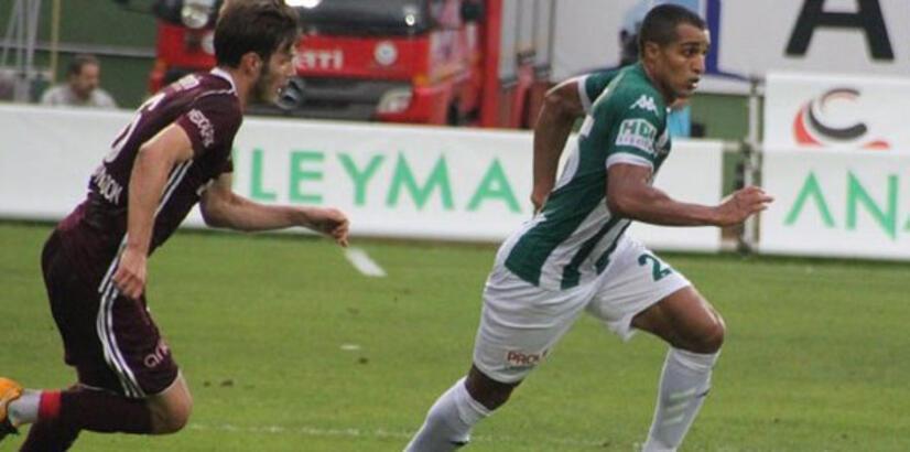 Akın Çorap Giresunspor: 0 - Elazığspor:  0