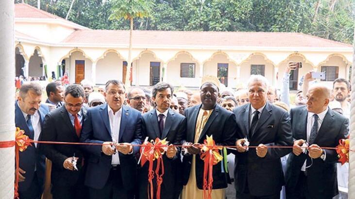 Zanzibar'da 15 Temmuz Şehitler Külliyesi
