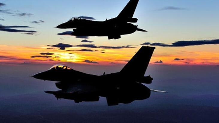 Kuzey Irak'a hava harekatı! İmha edildiler...