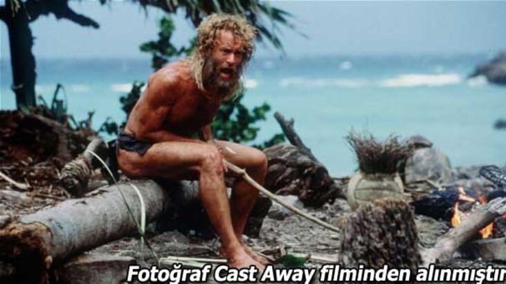 Robinson Crusoe gerçek oldu