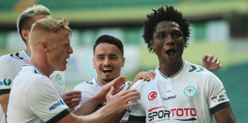 Konyaspor-Vitoria Guimaraes maçının biletleri satışa çıktı