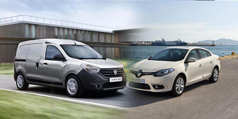 Renault ve Dacia'da Eylül ayında çok cazip fırsatlar