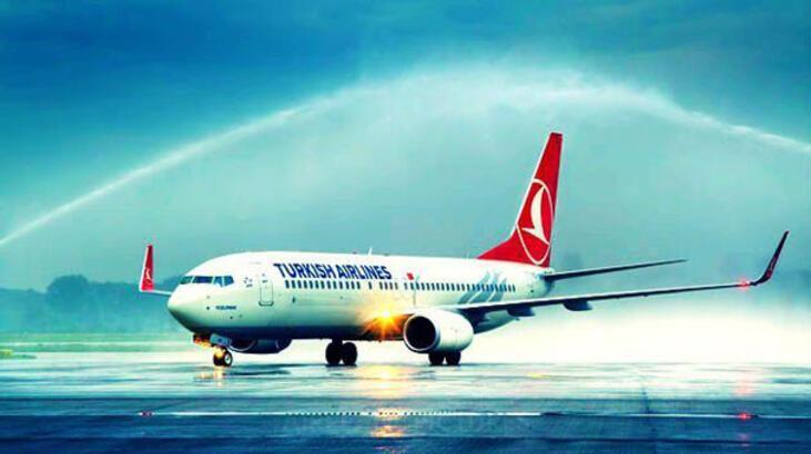 """Türk Hava Yolları """"Beş Yıldızlı Küresel Havayolu"""" seçildi!"""