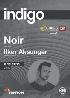 """Indigo'da """"Tuborg Presents"""" etkinlikleri başlıyor!"""