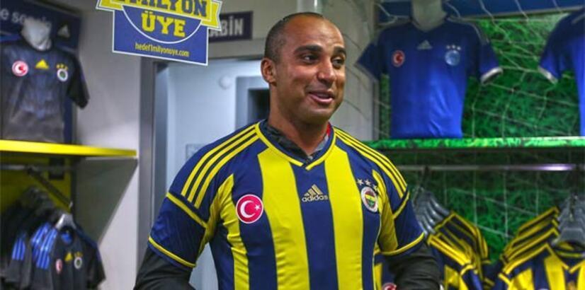Deivid'den Fenerbahçe'ye sürpriz!