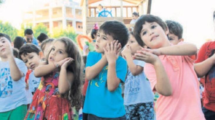 Atatürk Organize'ye bir çocuk evi daha