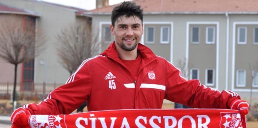 Sivasspor'un 10. sambacısı Oldoni!