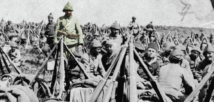 Türkiye ve I. Dünya Savaşı