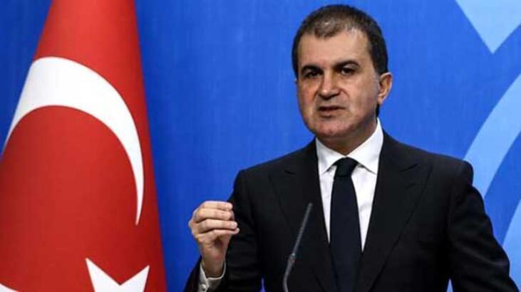 AB Bakanı Çelik: AB'nin iki yüzlülüğüne halkımız tepki gösteriyor
