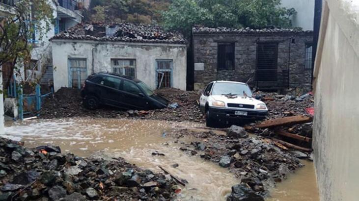 Semadirek'te fırtınadan sonra OHAL