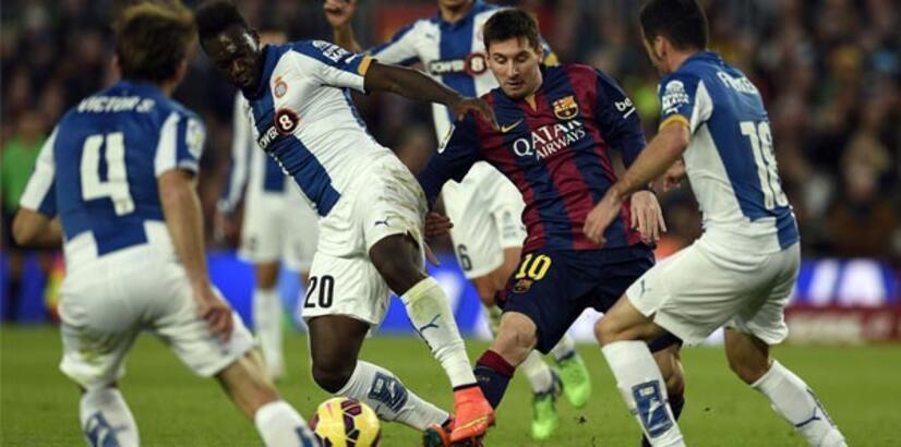 Barcelona - Espanyol: 5-1