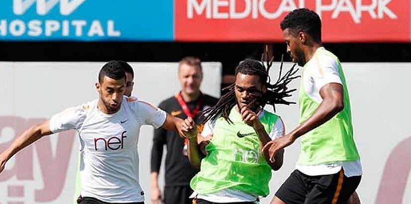 Galatasaray'da Kardemir Karabükspor maçı hazırlıkları