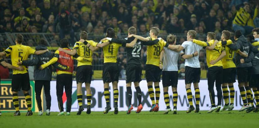 İlkay, Dortmund'a nefes aldırdı!