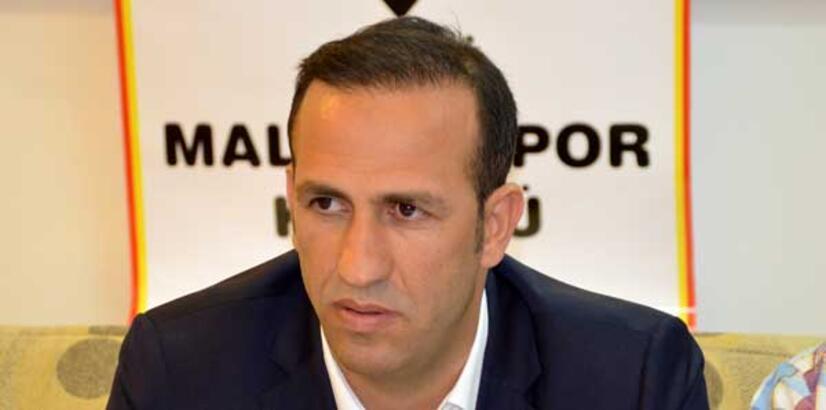Yeni Malatyaspor'da Gevrek yeniden başkan