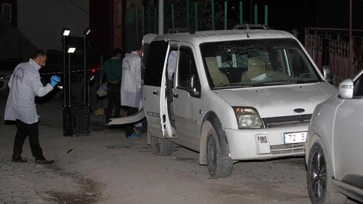 AK Parti İl Başkan Yardımcısı'nın aracına bombalı saldırı!