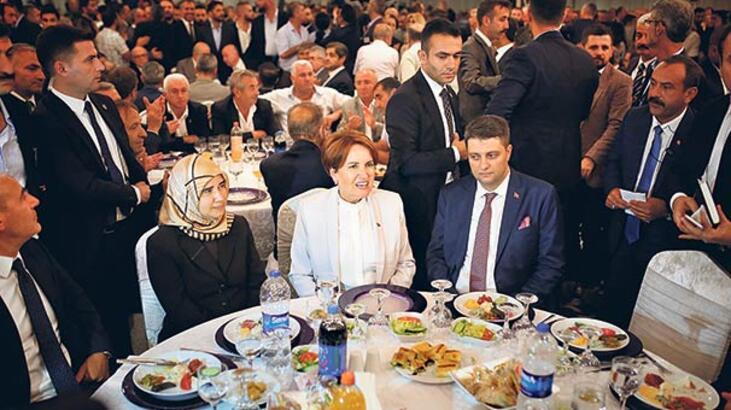 'Türkiye'nin partisi olarak doğuyoruz'