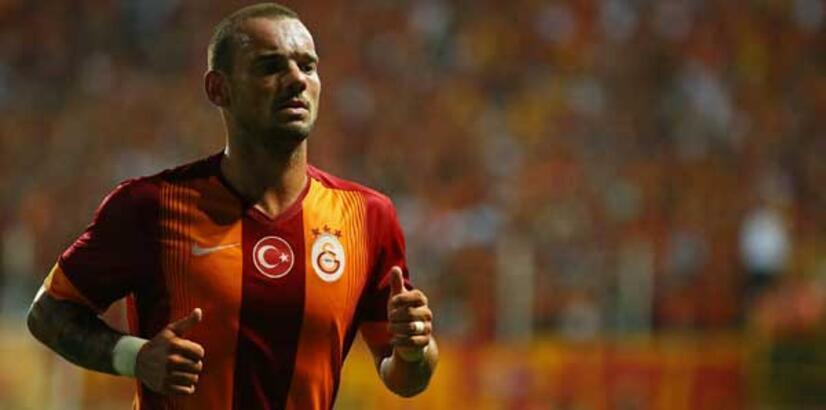 Sneijder'in dil isyanı!