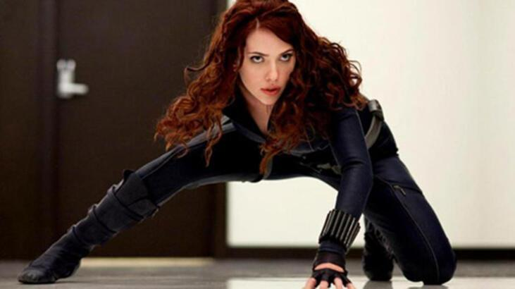 Scarlett Johansson'un favori karakteri 'Kara Dul'