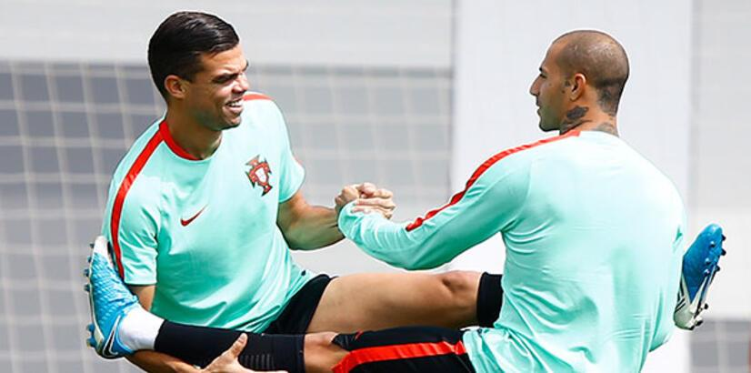 Portekiz'in aday kadrosu belli oldu! Neto, Quaresma, Pepe...