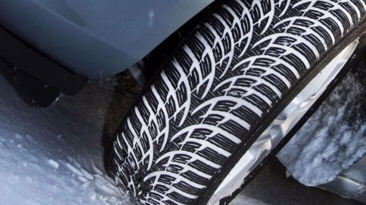 Kış lastiği takmayana 625 TL ceza!