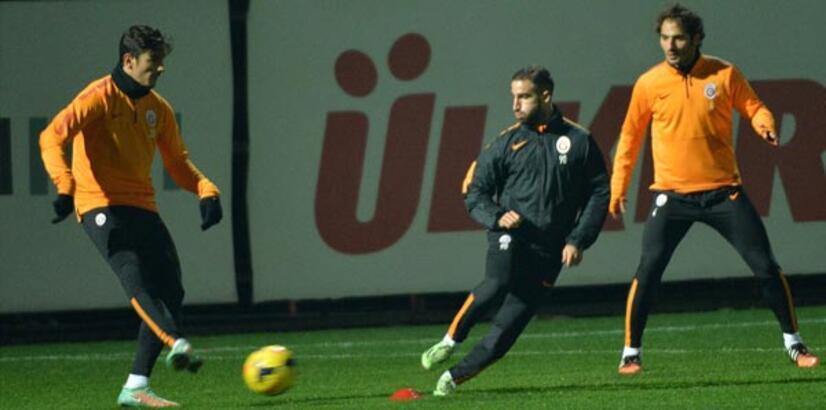 Galatasaray T.Konyaspor maçına hazırlanıyor