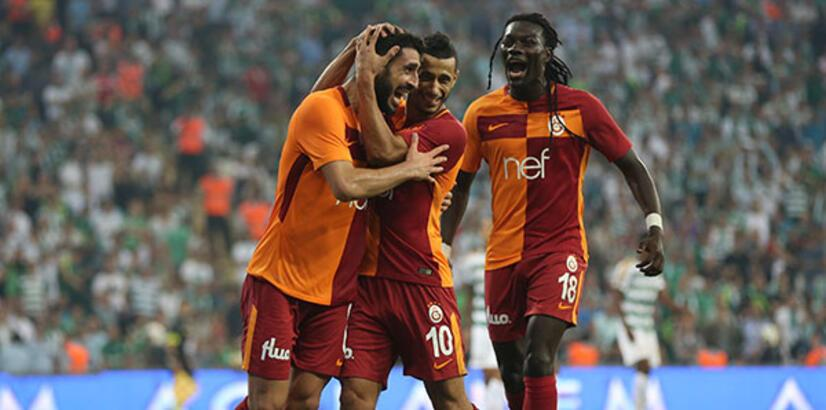 Galatasaray'da 3 puana 3 gün izin!