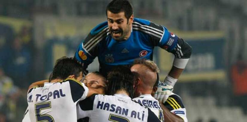 Fenerbahçe Avrupa'da rekor peşinde