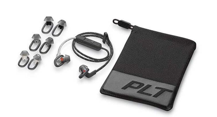 Plantronics yeni kablosuz kulaklığını duyurdu: BackBeat FIT 305