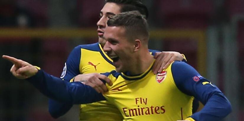 """Podolski açıkladı! """"Ocak ayında..."""""""