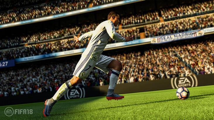 FIFA 18 dünya ile aynı anda Playstore'da
