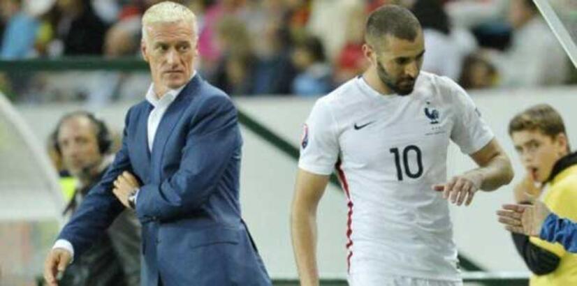 Fransa'da Benzema tartışması bitmedi