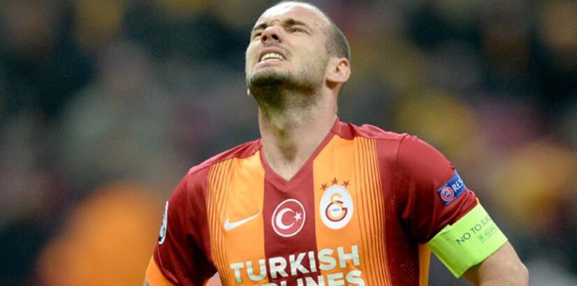 """""""Sneijder'in alacağı bulunmuyor"""""""