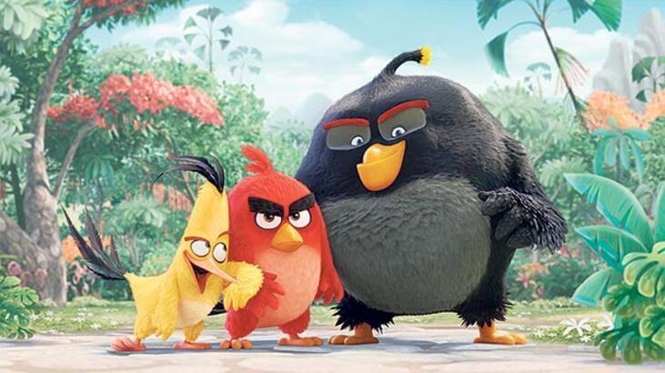 'Kızgın Kuşlar' herkesi yutacak