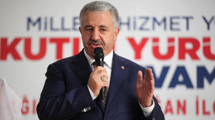 Ulaştırma Bakanı Arslan apandisit ameliyatı oldu