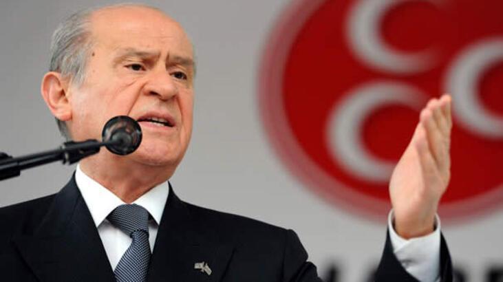 Bahçeli: Barzani, Yezit'in izinden gidebilir, bu kendi seçimidir